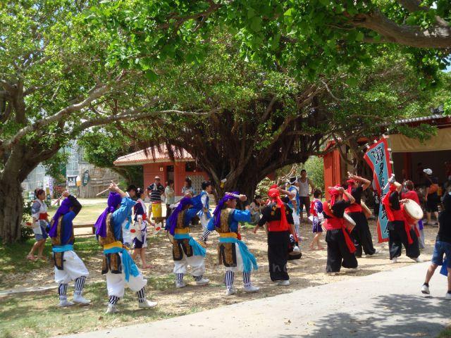 沖縄の伝統芸能