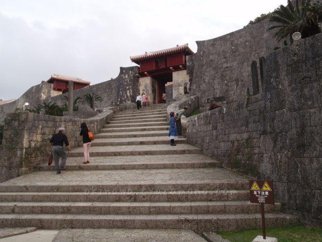 第2の門は瑞泉門