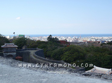 首里城公園で一番の絶景
