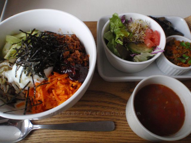 アジア混ぜご飯